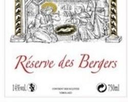 """Seguret """"Reserve des Bergers"""""""