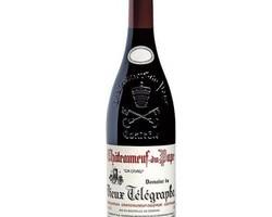 """Châteauneuf du Pape """"Vieux Télégraphe"""""""