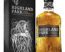 Highlands Park Cask Strength Single Malt