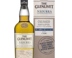 The Glenlivet Nadurra Peated Whisky Cask Finish Single Malt