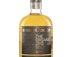 Bruichladdich The Organic 2010 Islay Single Malt