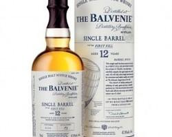 The Balvenie Single Barrel 12 ans Single Malt