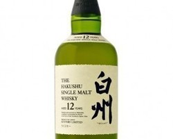 The Hakushu 12 ans Single Malt