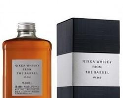 Nikka from the Barrel Blended
