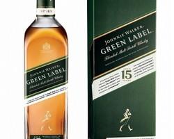 Johnnie Walker Green Label 15 ans Blended