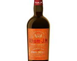 Rhum JM Epices Créoles