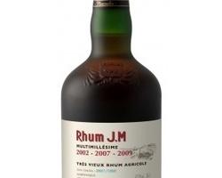 Rhum JM Multi-millesime Martinique