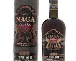 Naga Rum Indonésie